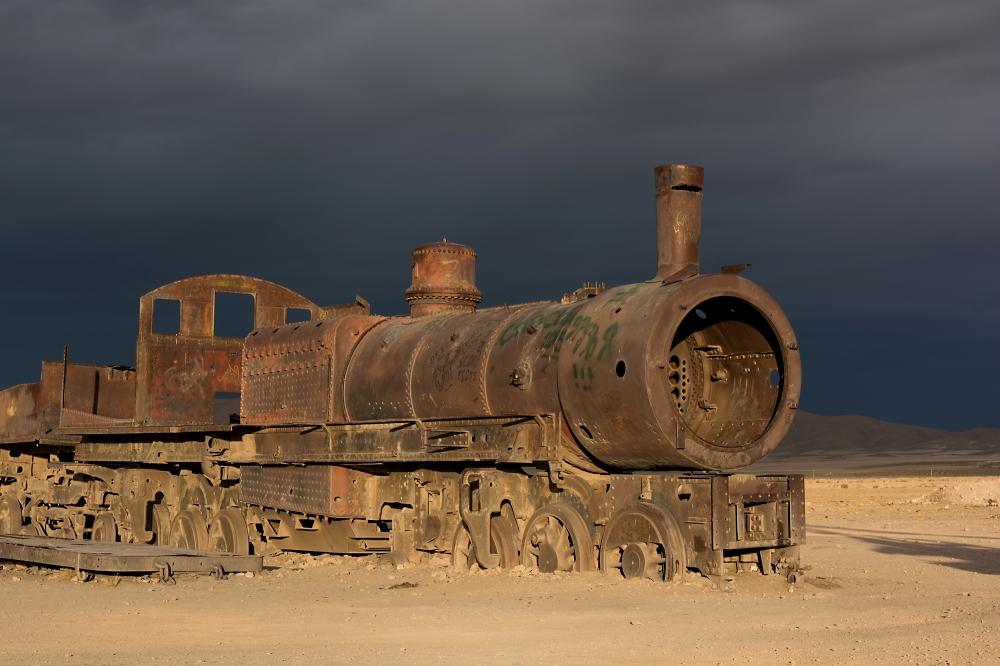 Eisenbahnfriedhof