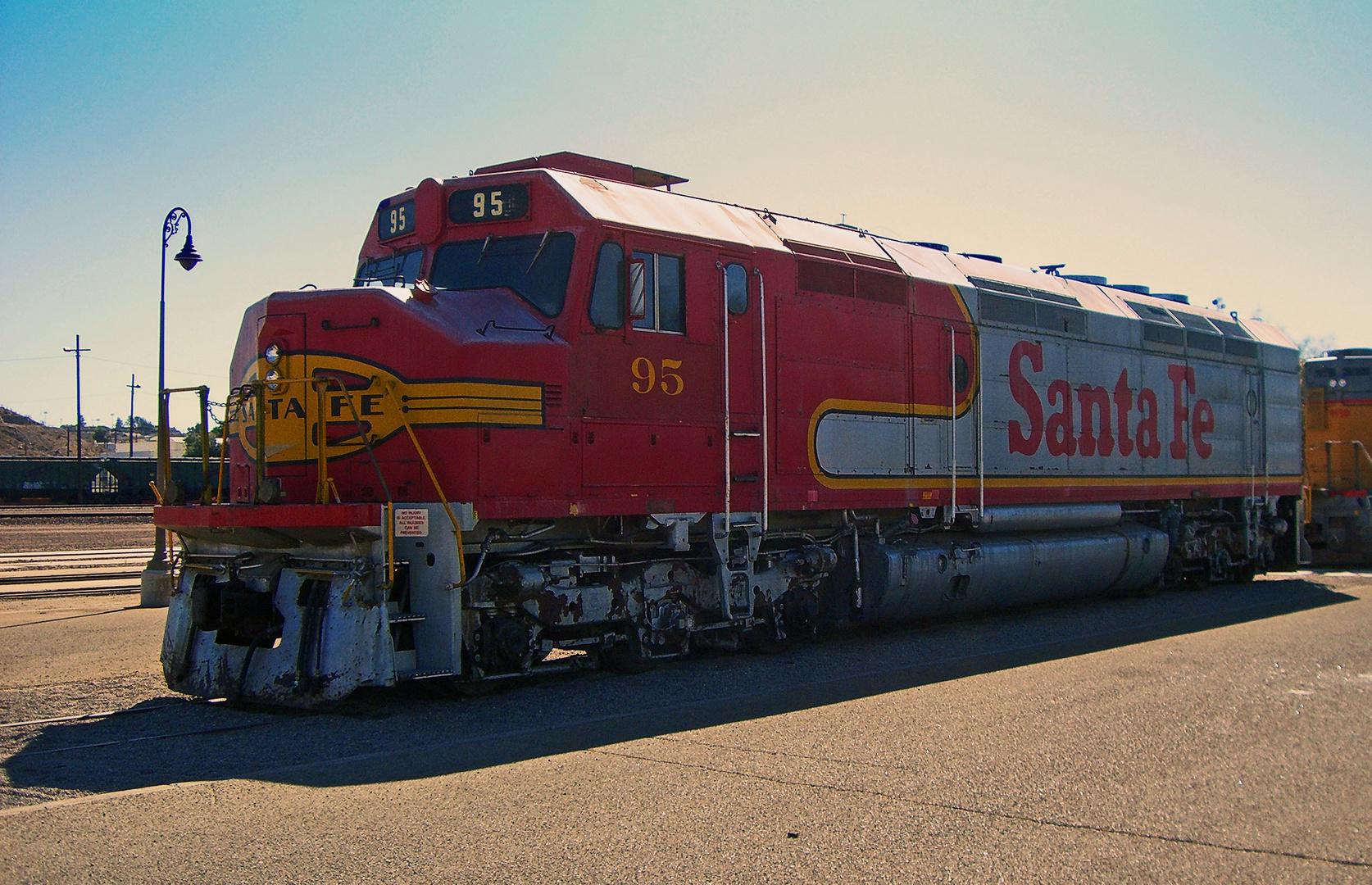 Eisenbahnmuseum Barstow CA