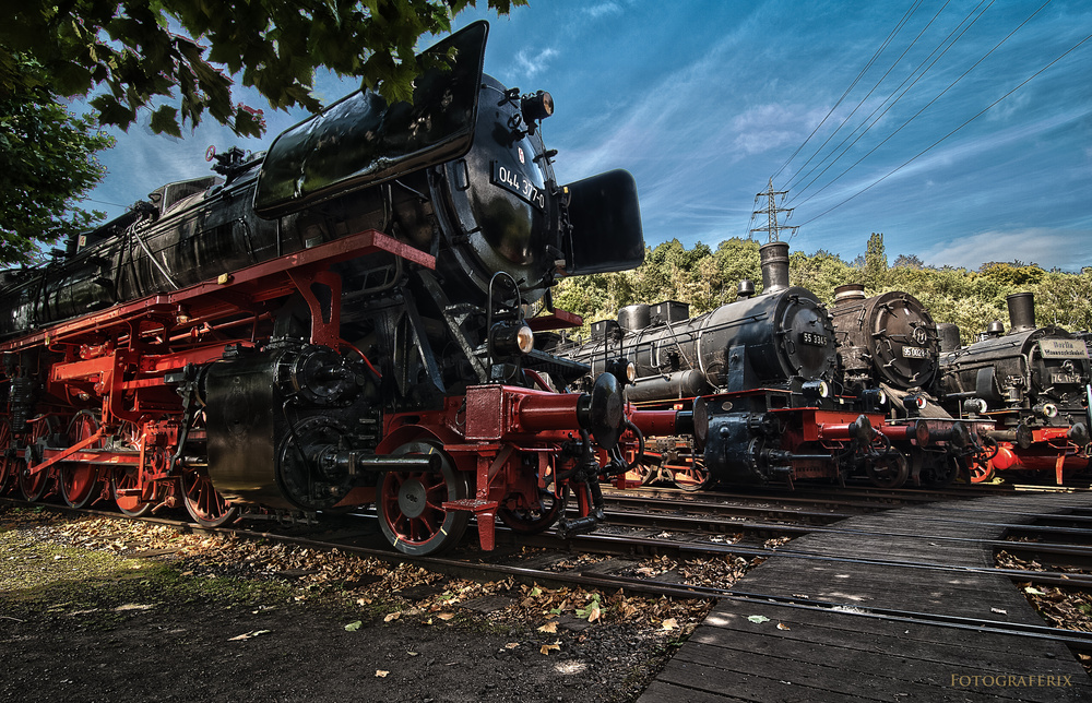 Eisenbahnmuseum Bochum - Museumstage