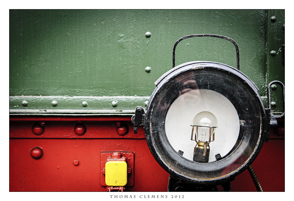 Eisenbahnmuseum - Details -2-