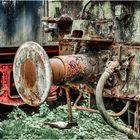 Eisenbahnpuffer