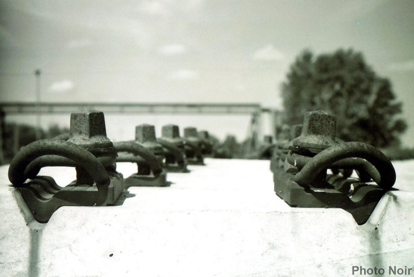 Eisenbahnschwellen II