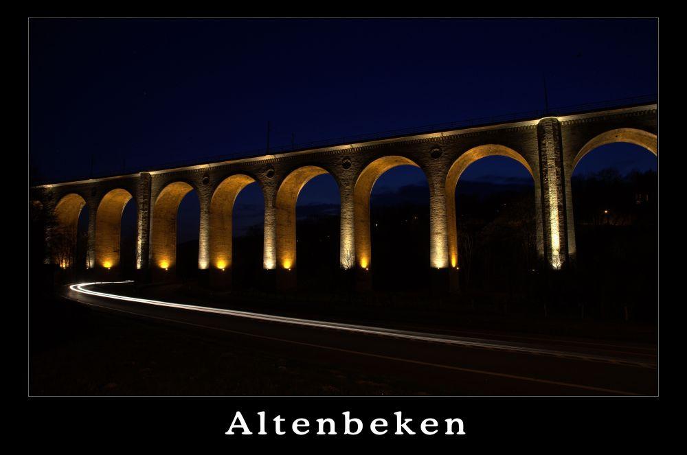 Eisenbahnviadukt, Altenbeken