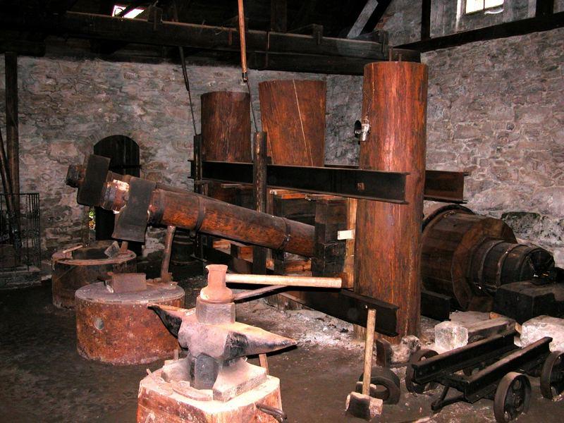 Eisenhammer in Dorfchemnitz