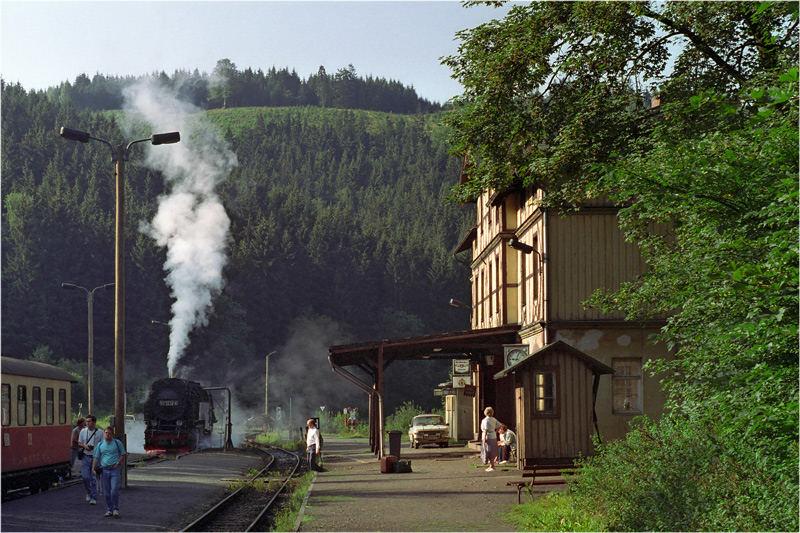 Eisfelder Talmühle 1992