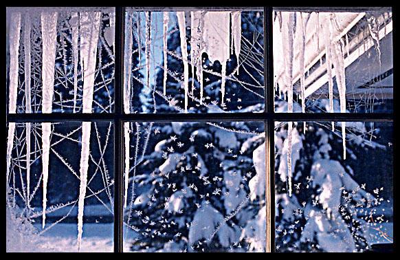 Eisfenster