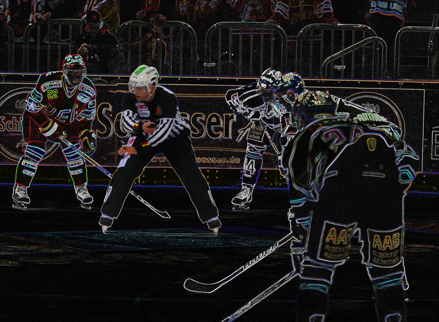 Eishockey mal anders!