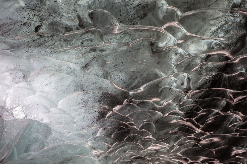 Eishöhlendecke
