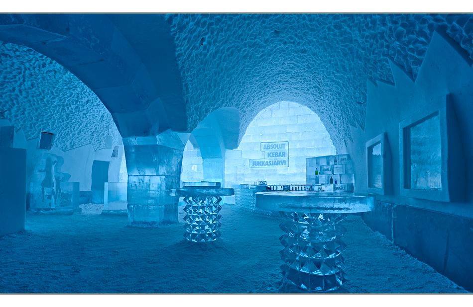Eishotel: Absolut Icebar II