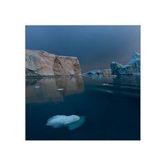 eisige arktis