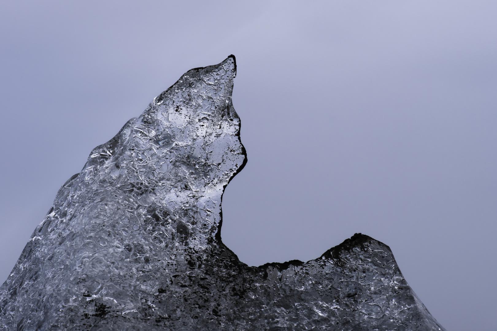 Eisige Form
