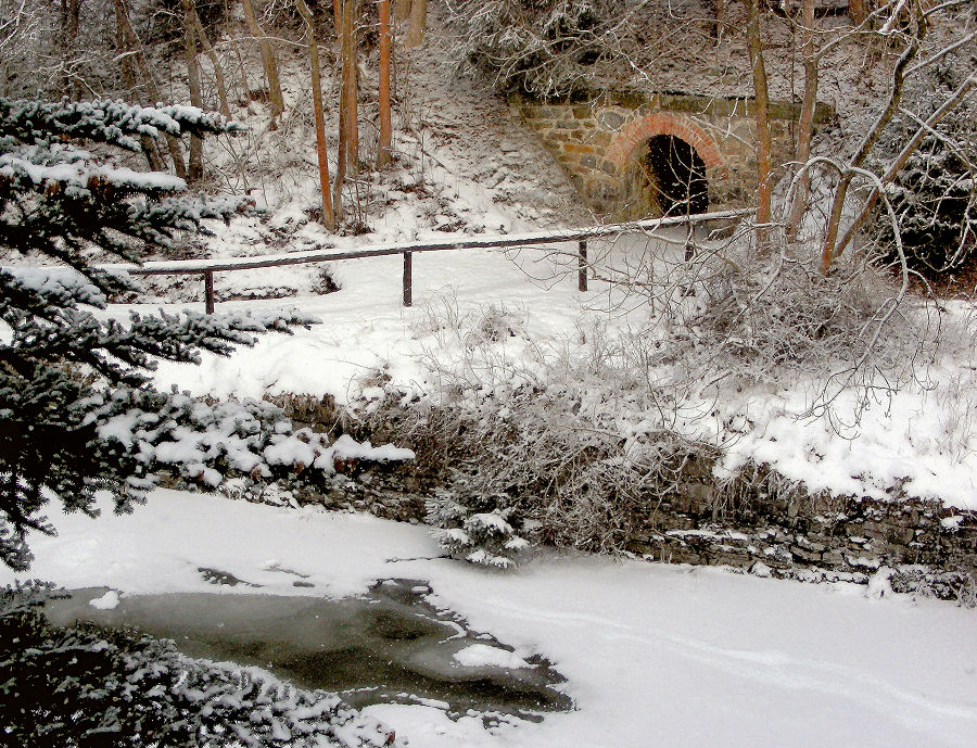 Eisige Innerste/Harz ...