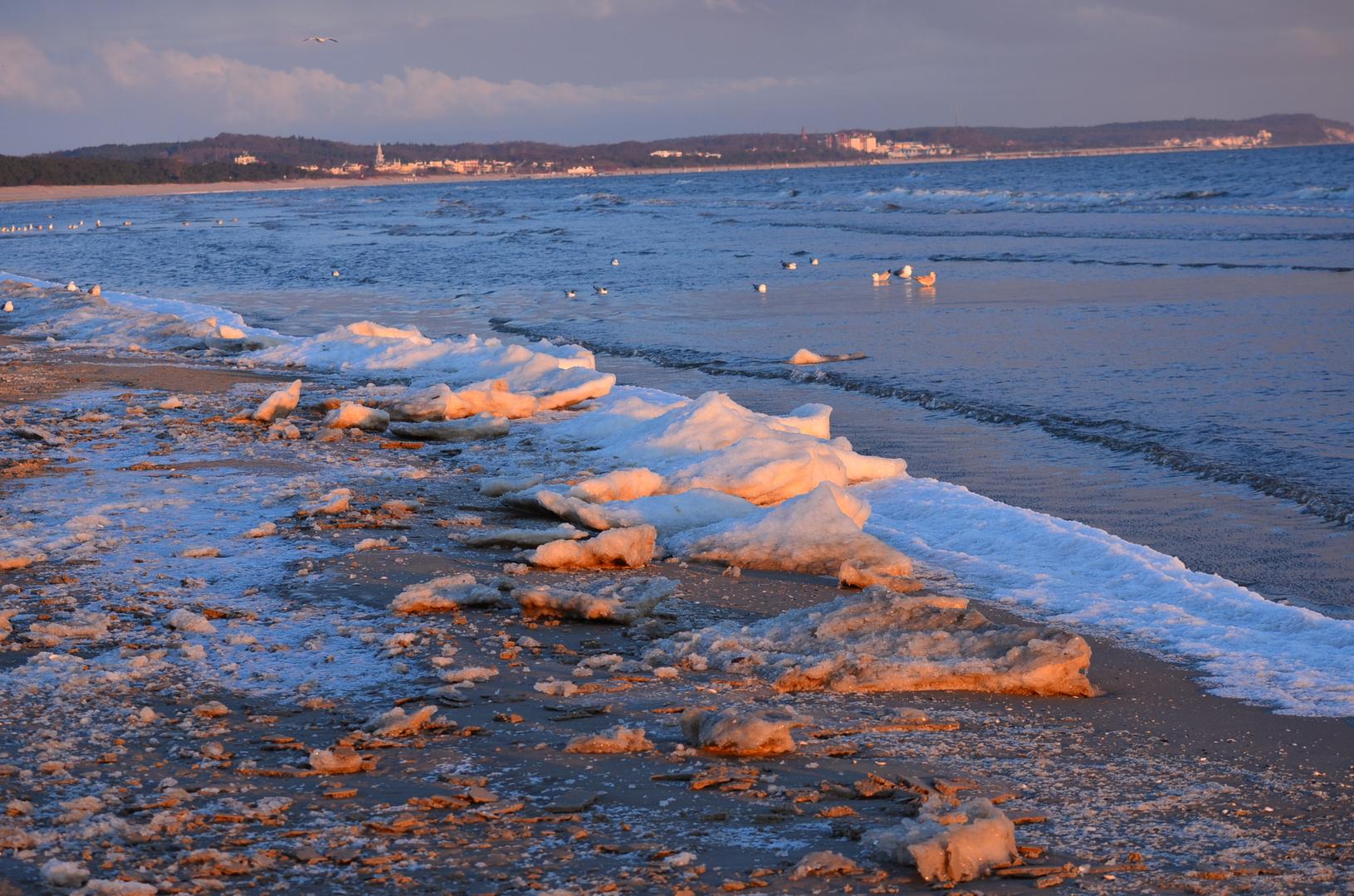 Eisige Ostsee 2