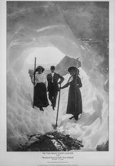 Eisiger Naturspaziergang
