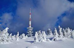 Eisiger-Wintertag-auf-dem-Brocken
