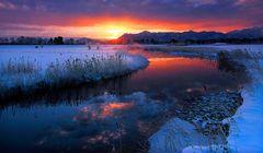 Eiskaltes Erwachen