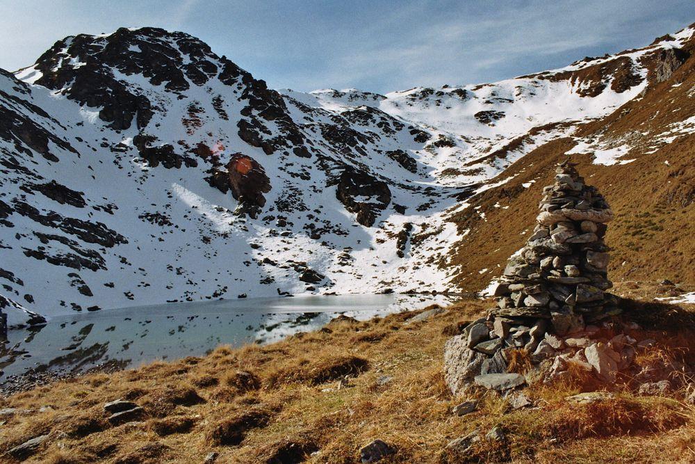 Eiskarsee Tirol