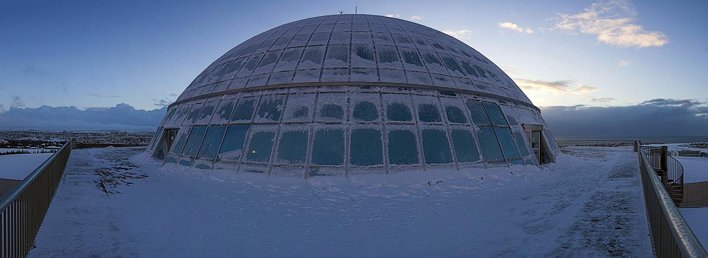 Eiskuppel