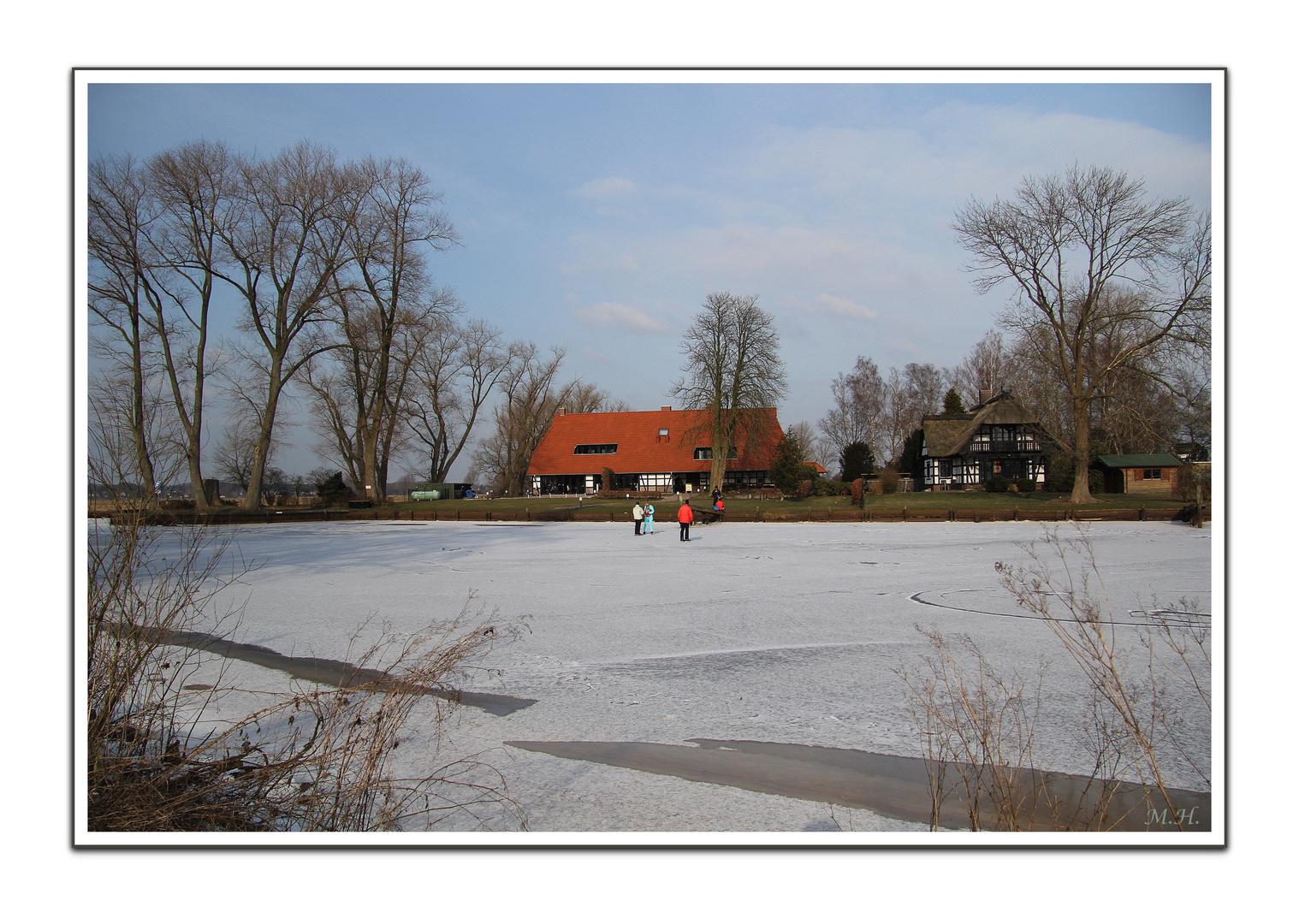 Eislaufen ........