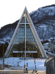 Eismeer-Kathedrale Tromsø