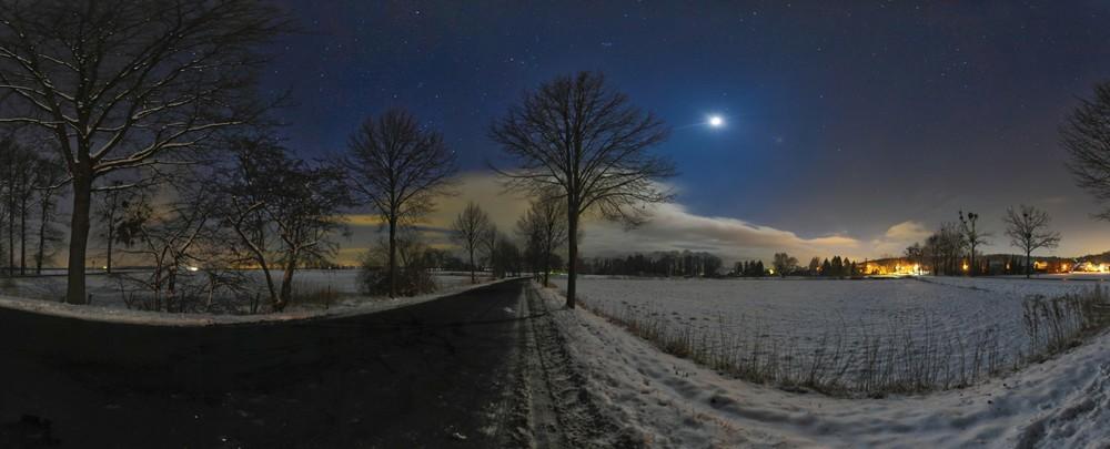 Eisnacht in Adendorf 2, Bonn
