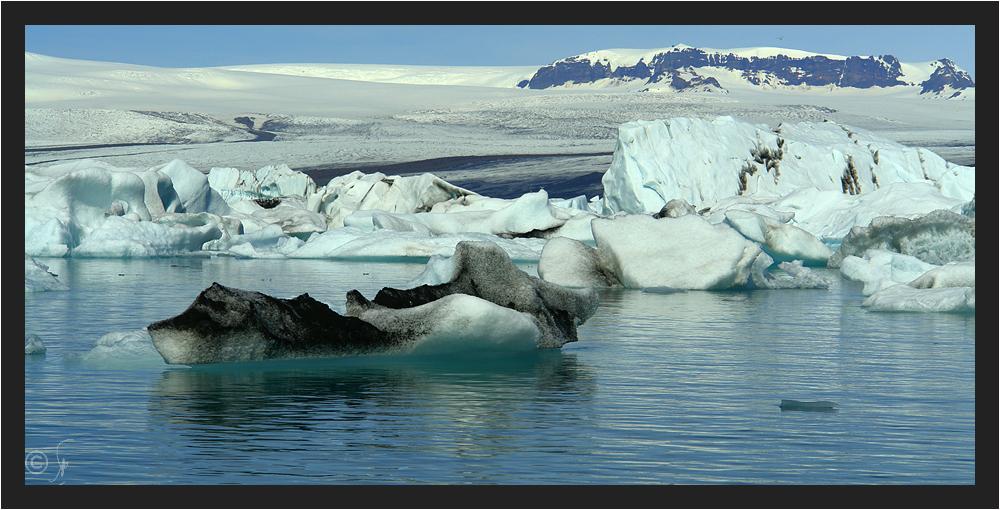 Eisskulptur 2