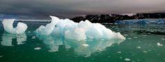 Eisskulpturen - weiter bearbeitet