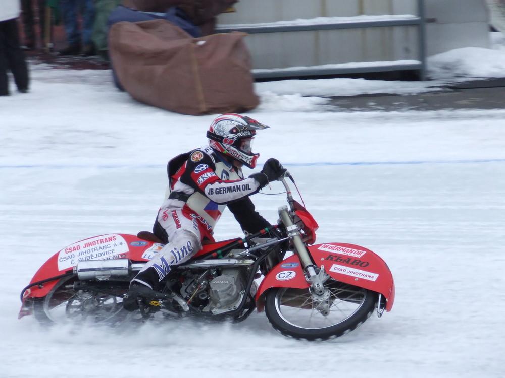 Eisspeedway Inzell 2009