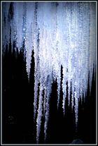 Eiswand...
