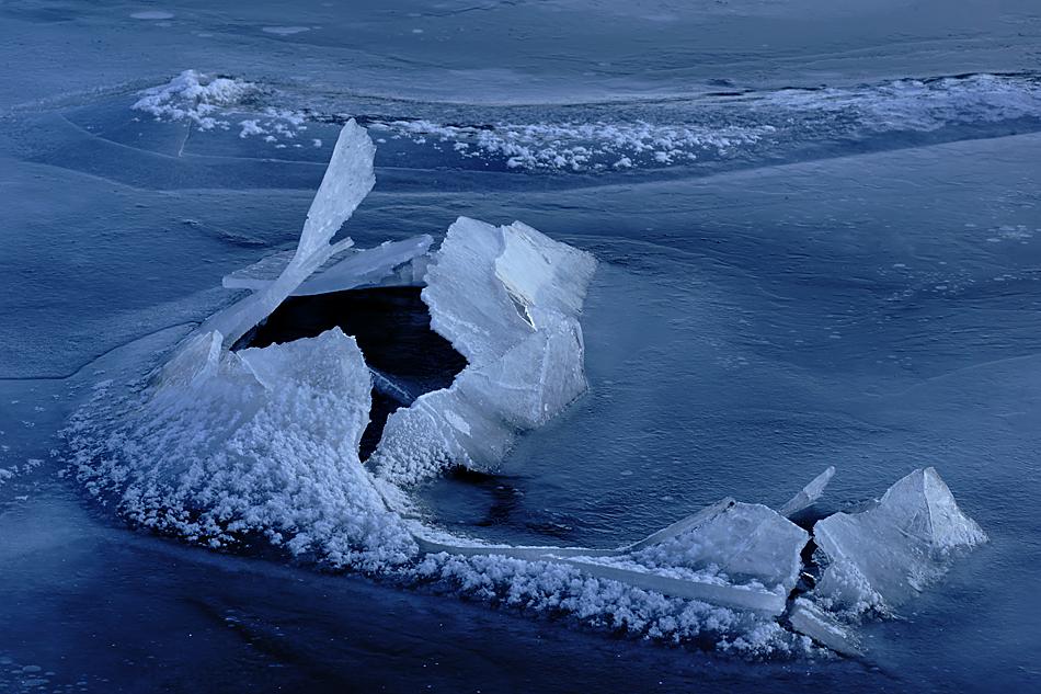 Eiswelten B – Unterwegs zum Nordkapp im Winter –