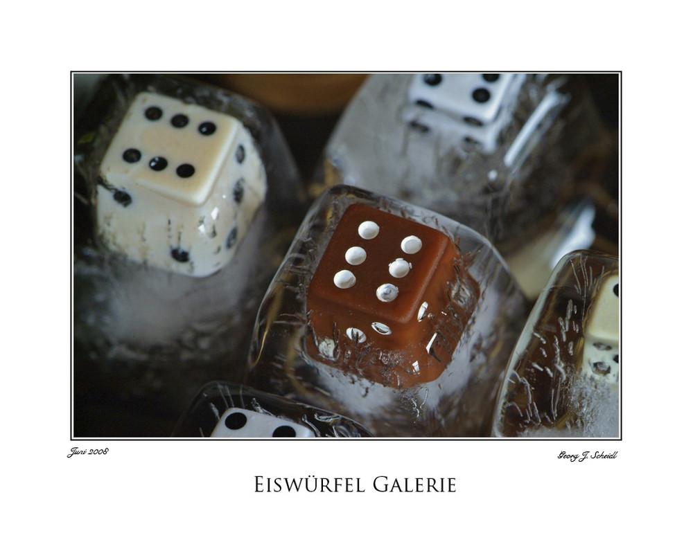 Eiswürfel - Galerie