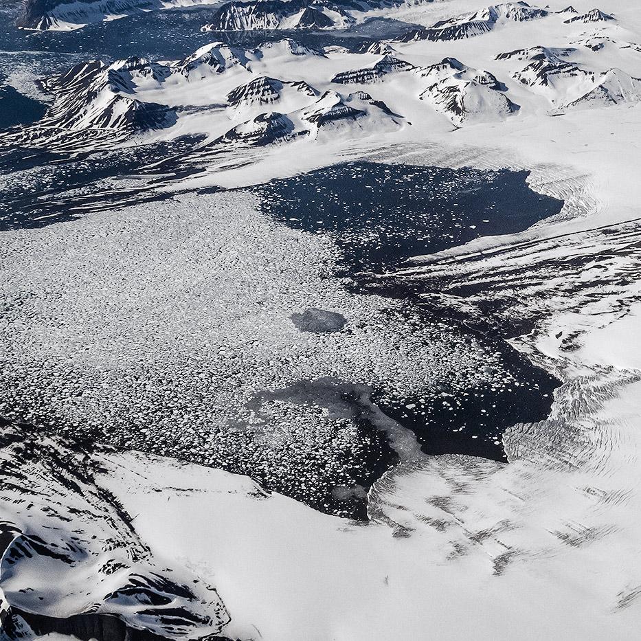 EISWÜRFELMIKADO (Svalbard 43)
