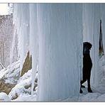 Eiszapfen - kalt