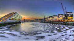 ~* Eiszeit am Dockland *~