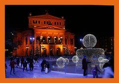 Eiszeit auf dem Opernplatz