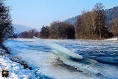 Eiszeit - gefrorene Welt