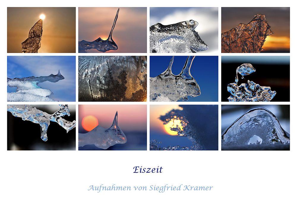 Eiszeit-Impressionen