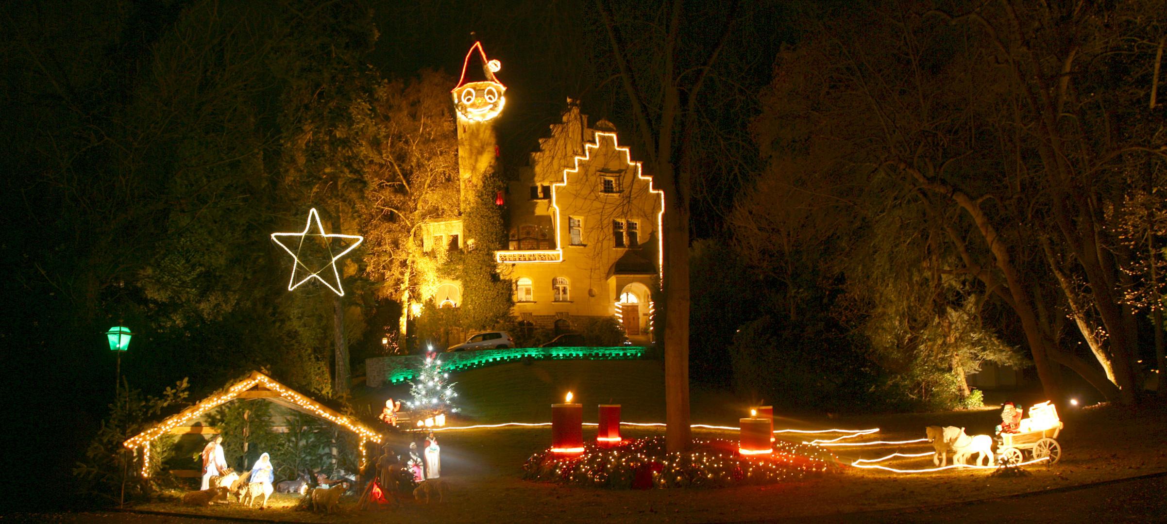 Eitorf - Villa Boge zur Adventszeit