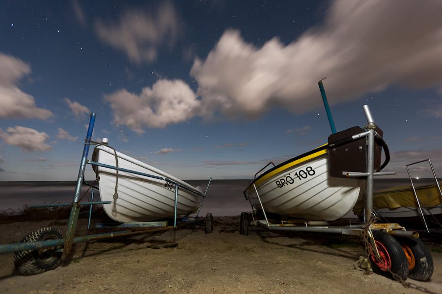 Eitz - Nachts am Meer II