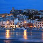 Eivissa macht blau