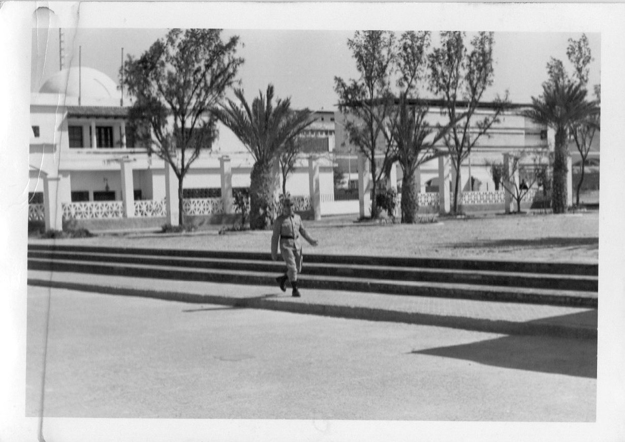EL AAIUN SAHARA 1968