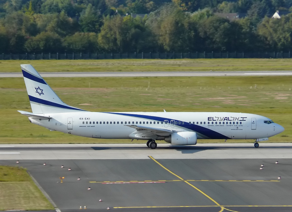 El Al in Düsseldorf