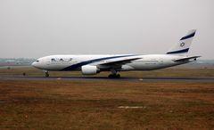El Al Israel Airlines @ JFK