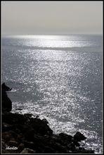 El alba en la costa malagueña.