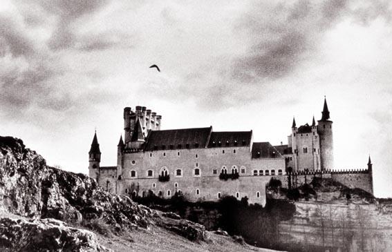 El Alcazar en Segovia