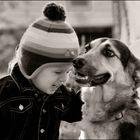 """""""El amor entre el hombre y los animales............"""""""