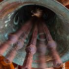El badajo de la campana