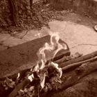El bailarin d fuego