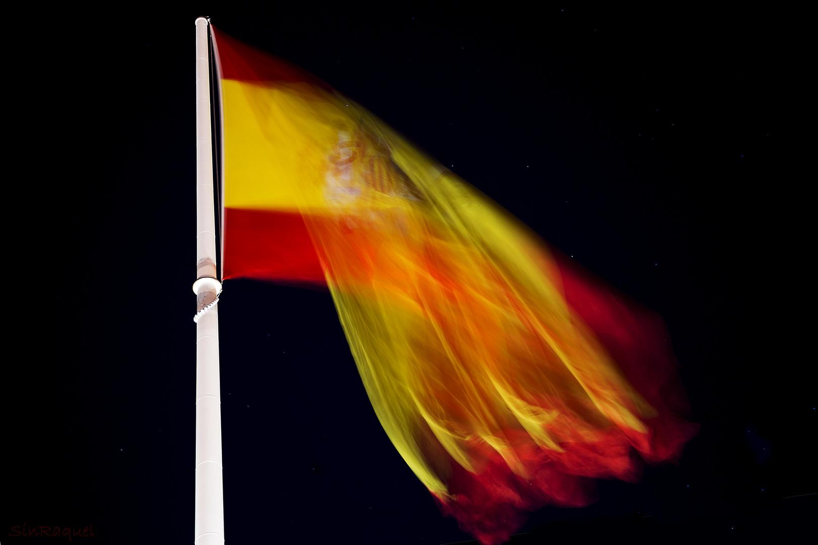 El baile de la bandera