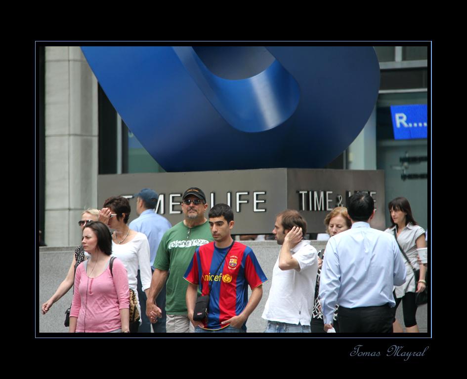 El Barça tambien en NYC